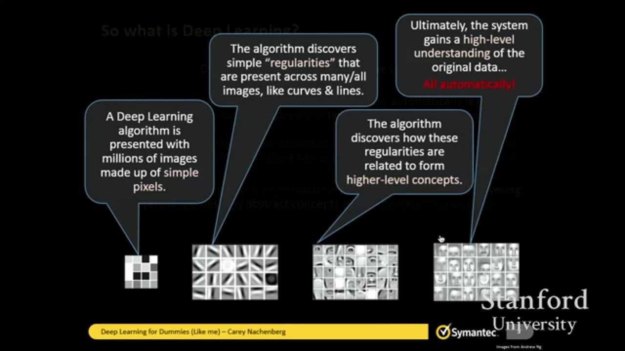 Deep Learning for Dummies, Carey Nachenberg