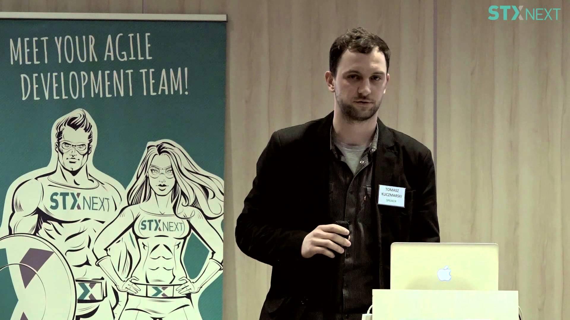 Natural Language Processing in Python – Tomasz Kuczmarski, STX Summit, Poland